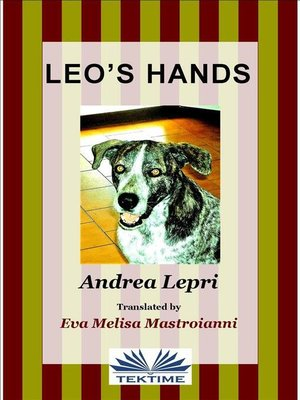 cover image of Leo's Hands