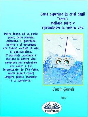 cover image of Come Superare La Crisi Degli 'anta'
