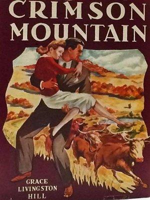 cover image of Crimson Mountain