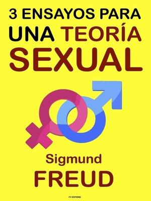 cover image of Tres Ensayos para una Teoría Sexual