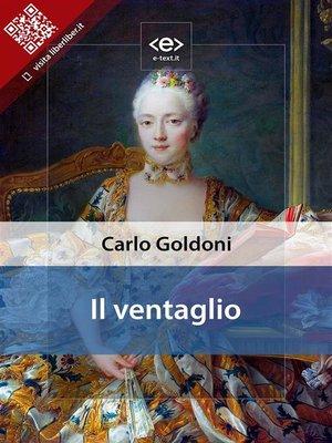 cover image of Il ventaglio