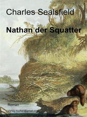 cover image of Nathan der Squatter