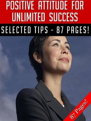 cover image of Positive Attitude For Unlimited Success
