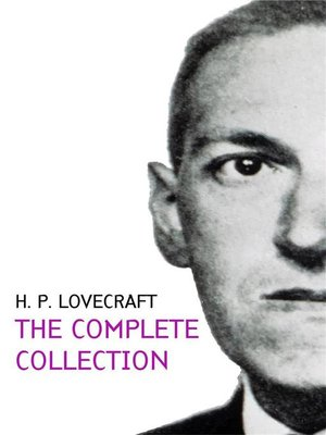cover image of H. P. Lovecraft Complete Collection