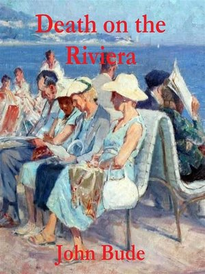 cover image of Death on the Riviera
