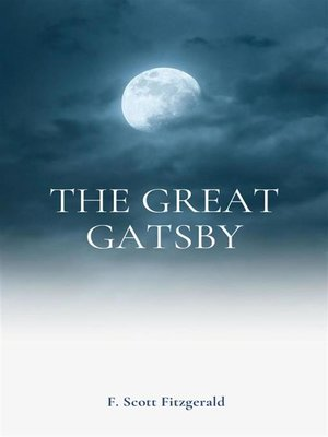 cover image of The Great Gatsby best edition