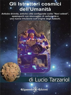 cover image of Gli istruttori cosmici dell'umanità