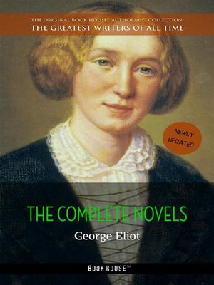 cover image of George Eliot--The Complete Novels