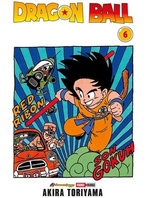 cover image of Dragon Ball 6