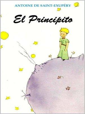 cover image of El Principito (Ilustrado)