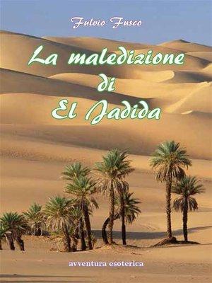 cover image of La maledizione di El Jadida