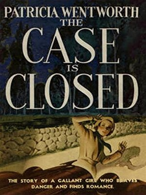 cover image of The Case is Closed
