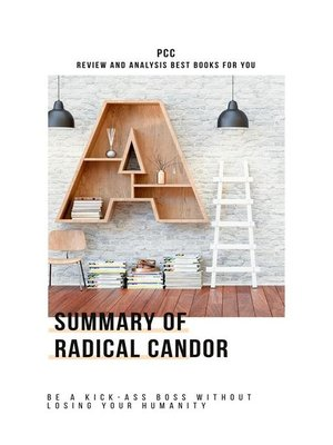 cover image of Summary of Radical Candor