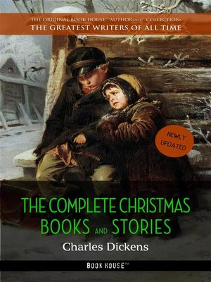 cover image of The Complete Christmas Books and Stories [newly updated]