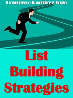 cover image of List Building Strategies