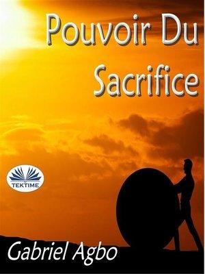 cover image of Pouvoir Du Sacrifice