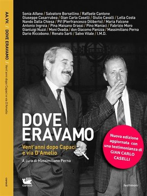 cover image of Dove Eravamo