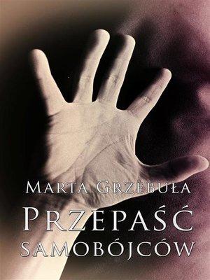 cover image of Przepaść samobójców