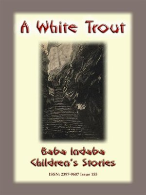 cover image of THE WHITE TROUT--An Irish Children's Story