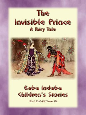 cover image of THE INVISIBLE PRINCE--A European Fairy Tale