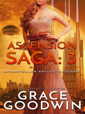 cover image of Ascension Saga--3