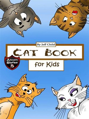 cover image of Cat Book for Kids