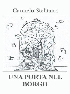 cover image of Una porta nel borgo