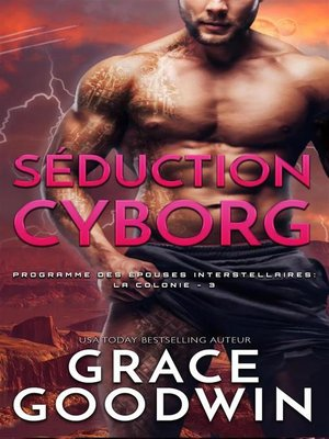cover image of Séduction cyborg