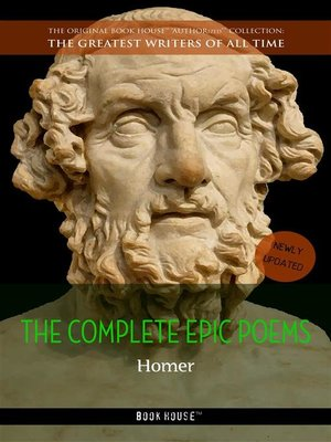 cover image of Homer--The Complete Epic Poems