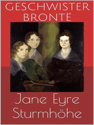 cover image of Jane Eyre / Sturmhöhe (Wuthering Heights)