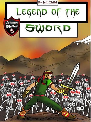 cover image of Legend of the Sword