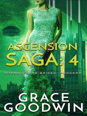 cover image of Ascension Saga--4