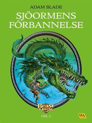 cover image of Beast Quest--Sjöormens förbannelse
