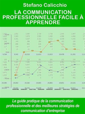 cover image of La communication professionnelle facile à apprendre