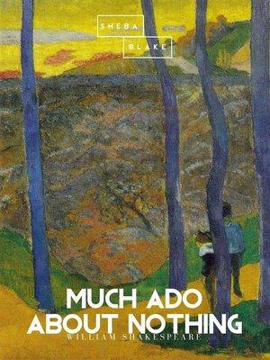 cover image of Much Ado About Nothing