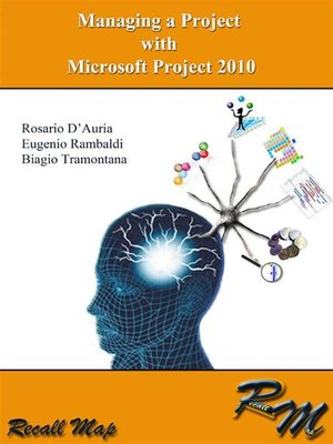 cover image of Managing a project with Microsoft Project 2010