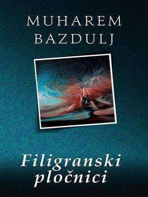 cover image of Filigranski pločnici