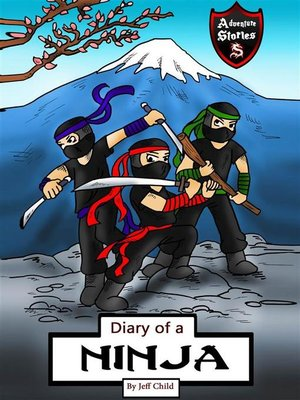 cover image of Diary of a Ninja