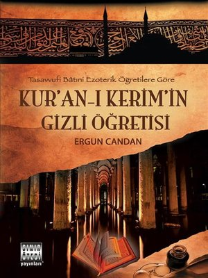 cover image of Kur'an'-ı Kerim'in Gizli Öğretisi