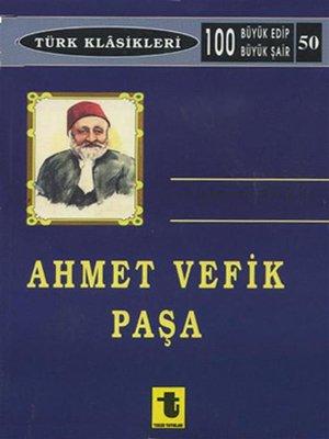 cover image of Ahmet Vefik Paşa