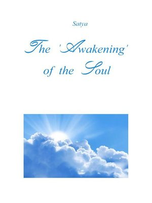 cover image of The 'Awakening' of the Soul