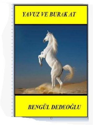 cover image of Yavuz Ve Burak At