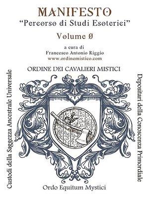 cover image of Manifesto Volume 0. Versione aggiornata