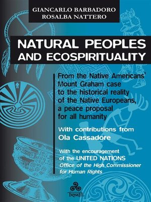 cover image of Natural Peoples and ecospirituality