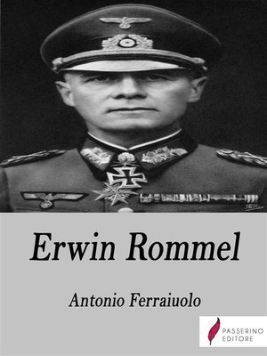 cover image of Erwin Rommel