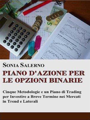 cover image of Piano d'azione per le opzioni binarie