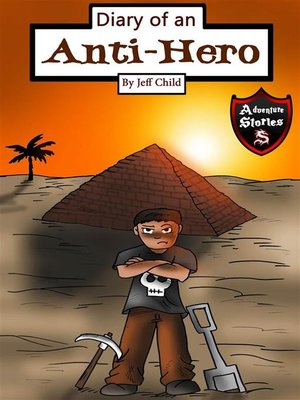cover image of Diary of an Anti-Hero