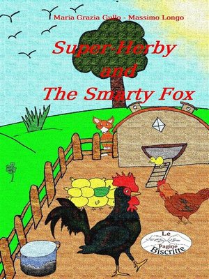 cover image of Super-Herby and the Smarty Fox