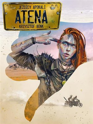 cover image of Jeźdźcy Apokali--Atena