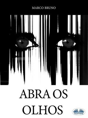 cover image of Abra os Olhos